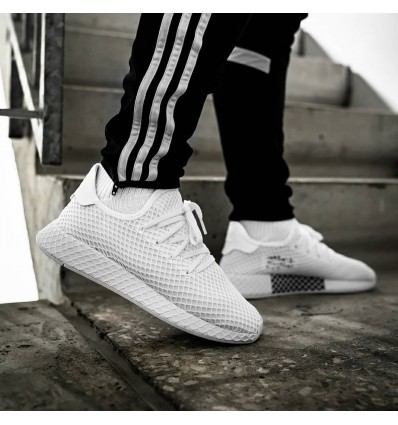 Deerupt Total White - Adidas