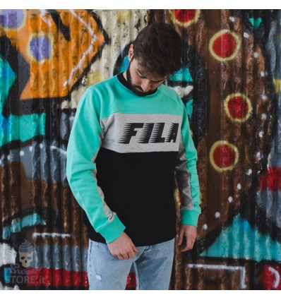 FELPA COLOUR BLOCK - FILA