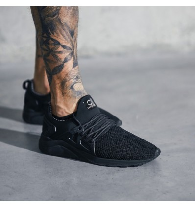 CT RUNNER BLACK MONO - CERTIFIED LONDON