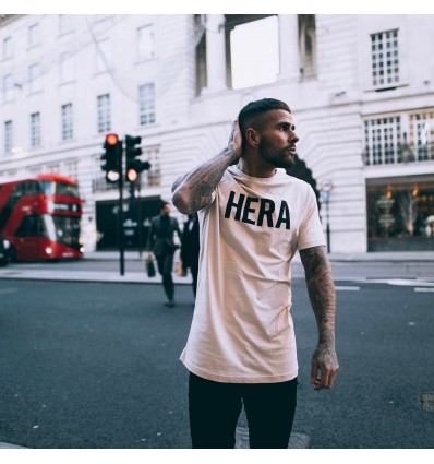 T-SHIRT WHITE - HERA LONDON