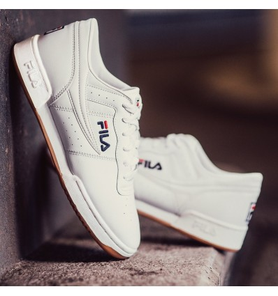 Heritage Original Fitness low white - FILA