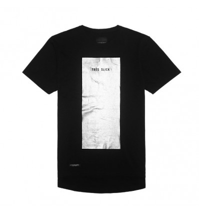 TSHIRT TRES SLICK BLACK - CAYLER & SONS