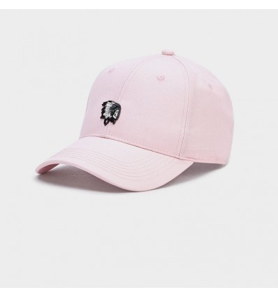 Cappellino Freedom pink curved - Cayler & Sons