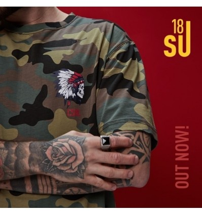 T-SHIRT CAMO FREEDOM - CAYLER & SONS