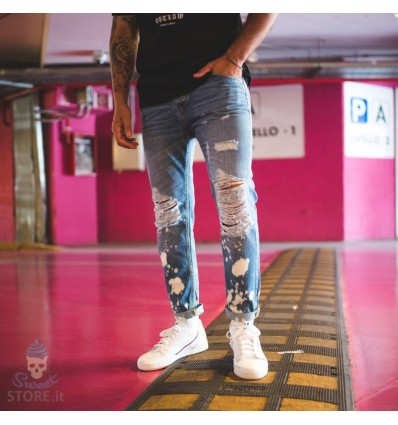 JEANS STAIN - DF