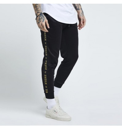 TUTA Gold Tape Jogger - SIK SILK