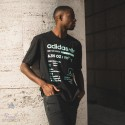 T-SHIRT KAVAL BLACK - ADIDAS ORIGINALS
