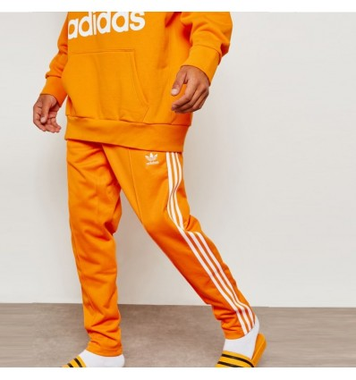 TUTA TRACK PANTS ORANGE - ADIDAS