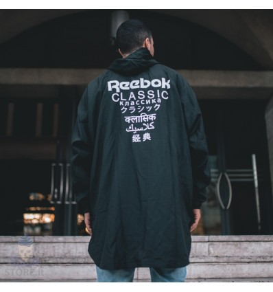 PONCHO INTERNATIONAL UNISEX - REEBOK