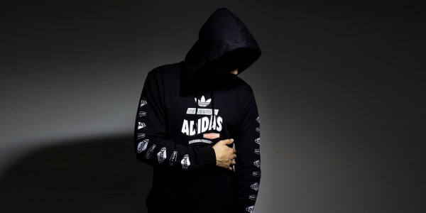 Unisciti al food party di Adidas con la nuova capsule collection Bodega